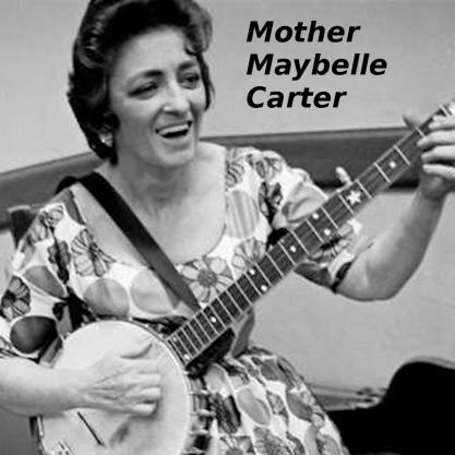 Mother Maybelle Carter - Banjo - 2018