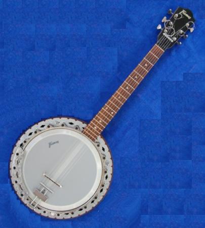 Framus 6 String Banjo - 2018