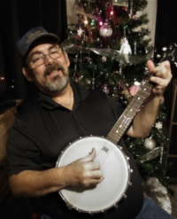 Tom and Banjo Xmas - 2018